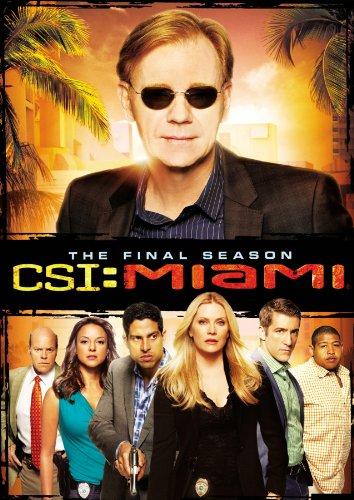 CSI: Miami - The 10th Season DVD