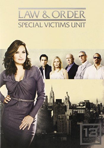 Law & Order: Special Victims Unit - The Thirteenth Year DVD