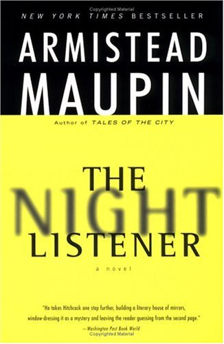 The Night Listener written by Armistead Maupin