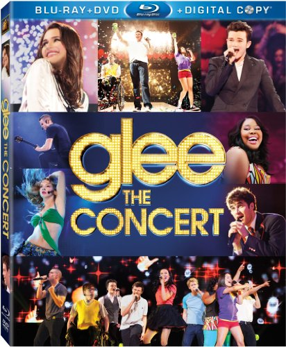 Glee: The Concert Movie [Blu-ray] DVD
