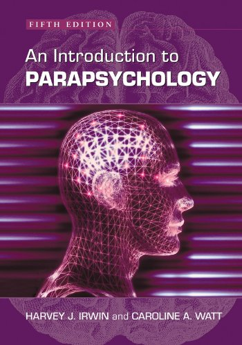 A Introduction to Parapsychology