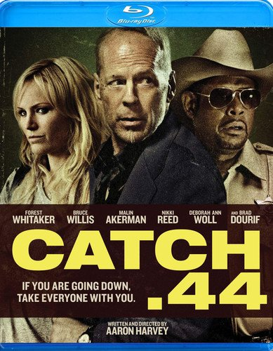 Catch .44 [Blu-ray] DVD