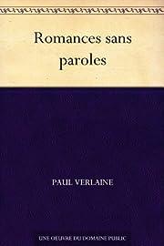 Romances sans paroles (French Edition) af…