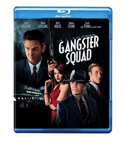 Gangster Squad  DVD