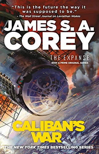 Caliban's War - James S. A. Corey