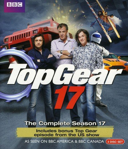 Top Gear 17  DVD