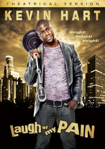 Kevin Hart: Laugh at My Pain DVD