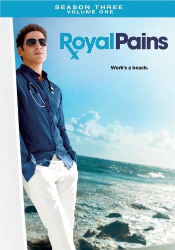 Royal Pains: Season Three - Volume One DVD