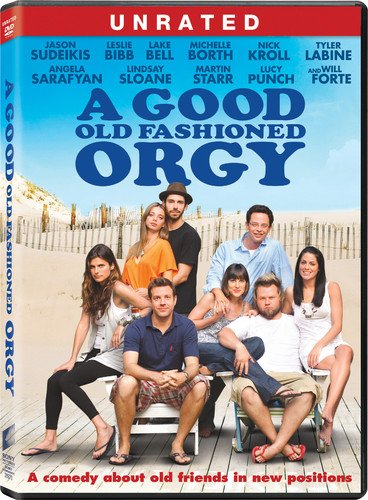 A Good Old Fashioned Orgy DVD
