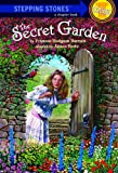 The Secret Garden (A Stepping Stone Book) by Frances Hodgson Burnett