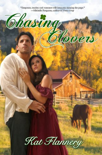 Book Cover - Chasing Clovers