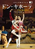 オランダ国立バレエ「ドン・キホーテ」(ラトマンスキー版プロローグ付全3幕) [DVD]