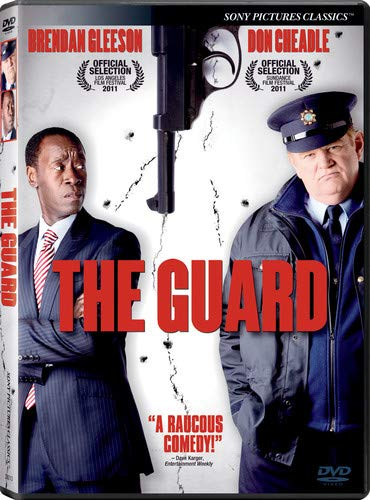 The Guard DVD