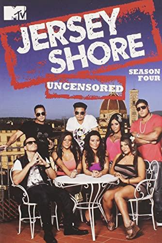 Jersey Shore: Season Four  DVD