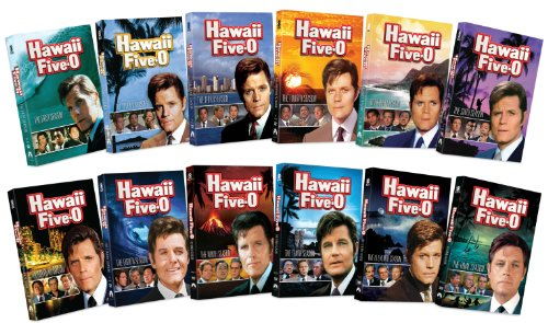 Hawaii Five-0: The Complete Original Series DVD