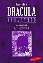 Dracula Unearthed (Desert Island Dracula…