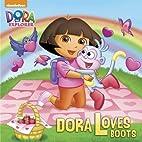 Dora Loves Boots (Dora the Explorer) by…