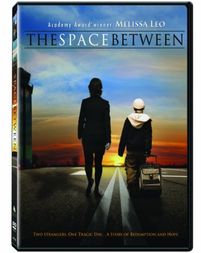 The Space Between DVD