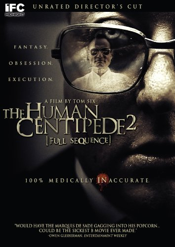 Human Centipede II: Full Sequence DVD