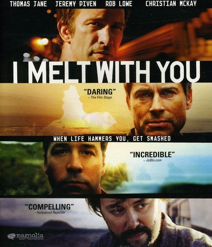I Melt With You [Blu-ray] DVD