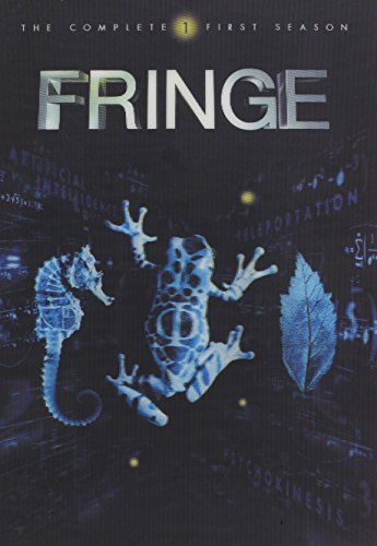 Fringe: The Complete First and Second Seasons DVD