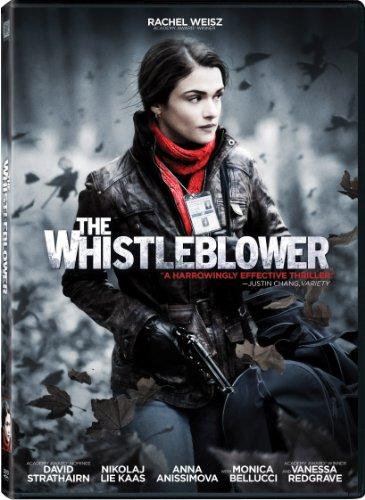 The Whistleblower DVD
