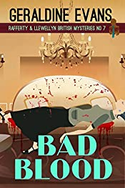Bad Blood by Geraldine Evans