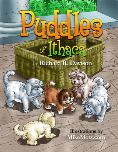 Book Cover - Puddles of Ithaca
