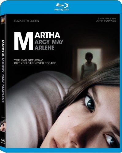 Martha Marcy May Marlene [Blu-ray] DVD