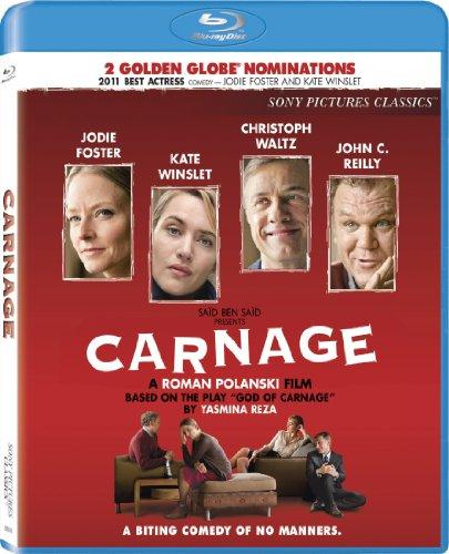 Carnage [Blu-ray] DVD