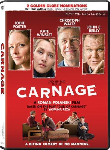 Carnage DVD