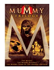 The Mummy Trilogy por Stephen Sommers