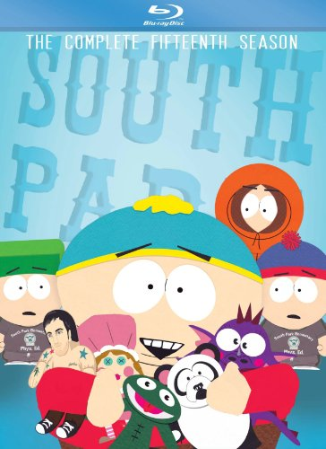 South Park: The Complete Fifteenth Season [Blu-ray] DVD