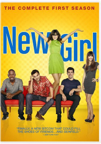 Halloween part of New Girl Season 2