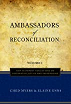 Ambassadors of Reconciliation, Volume I: New…