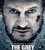 The Grey (Book) written by Ian MacKenzie Jeffers