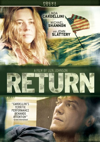 Return DVD