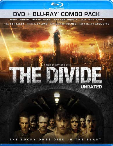 The Divide [Blu-ray/DVD Combo] DVD
