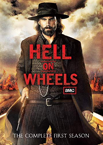 Hell On Wheels - The Complete First Season DVD
