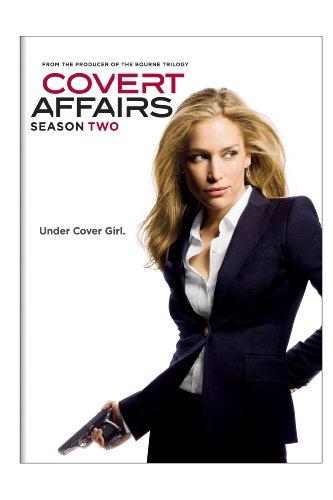 Covert Affairs: Season Two DVD
