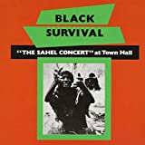 Black Survival: The Sahel Concert At Town Hall (2012)