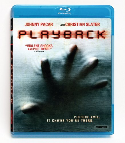 Playback [Blu-ray] DVD