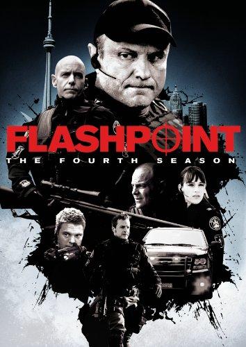 Flashpoint: The Fourth Season DVD