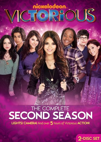 Victorious: The Complete Second Season DVD