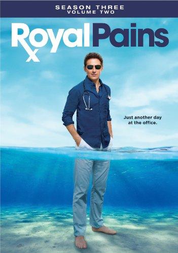 Royal Pains: Season Three - Volume Two DVD