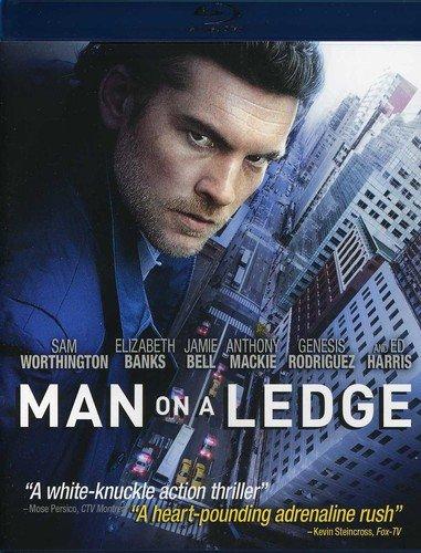 Man on a Ledge [Blu-ray] DVD