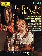 La Fanciulla Del West (2 Dvd)