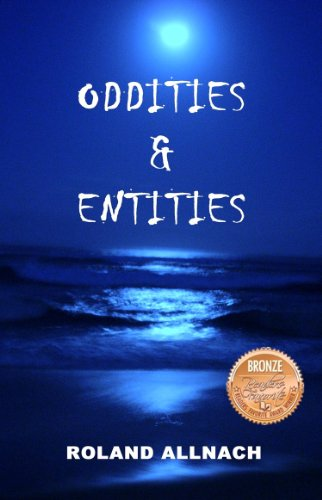 Book Cover - Oddities & Entities