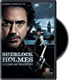 Sherlock Holmes: A Game of Shadows (+ Ultraviolet Digital Copy)