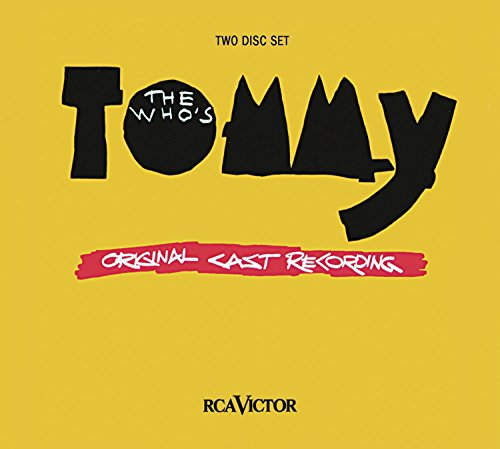 The Who's Tommy composed by Des McAnuff and Pete Townshend